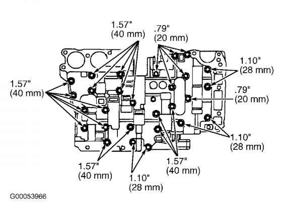 2kidq 1997 Chevy C1500 5 7l Truck Won T Crank Intake Manifold as well Shift Solenoid On Toyota 4runner Transmission Location in addition E40d Transmission Parts Diagram further 6r4u7 Chevy Specialist Available Code P0758 When Check Engine Light  es besides 4l60e Tcc Valve Location. on transmission valve body 4l60e solenoid locations