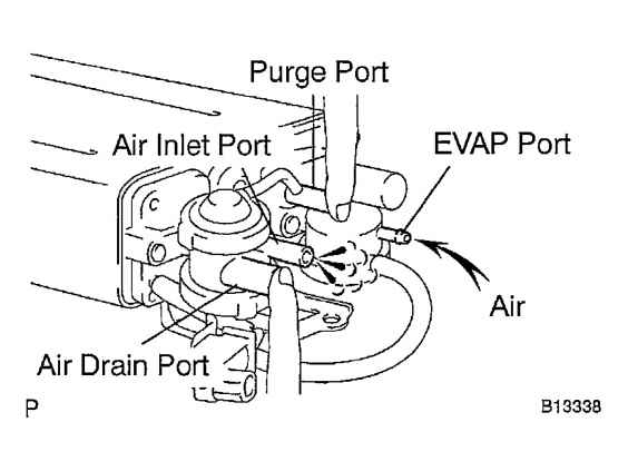 Toyota Purge Valve Location likewise Engine Air Intake Duct furthermore Toyota Corolla Fuel Filter Located On moreover Corolla Fuel Line Diagram moreover Toyota Camry Evap Diagram. on toyota echo egr valve location
