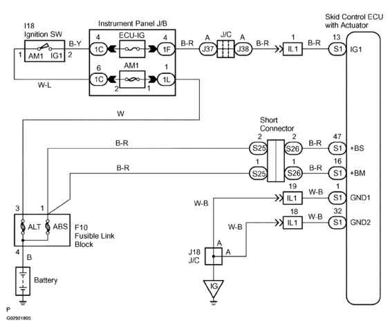 Bmw E28 Fuse Box Diagram: When Replacing The Yaw Rate Sensor Perform The Zero Point