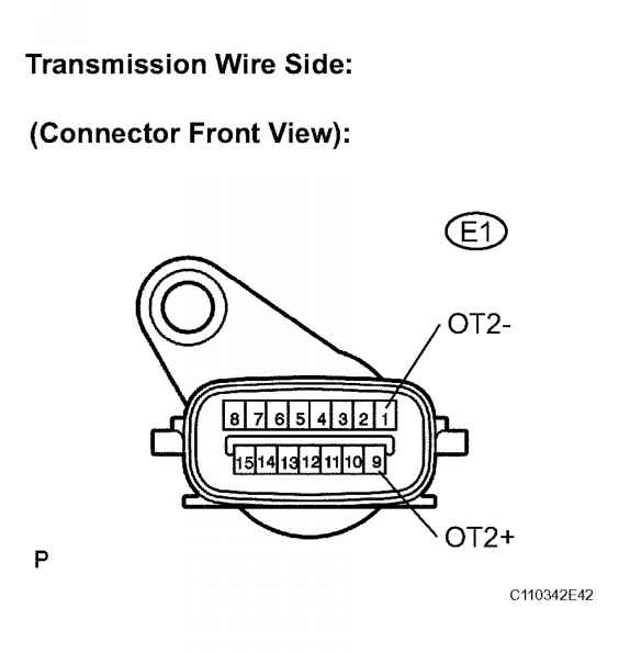 Location of tcc solenoid on toyota sequoia transmission solenoid e standard resistance toyota sequoia 2006 repair toyota service blog land cruiser shift solenoid valve slu fig fandeluxe Image collections