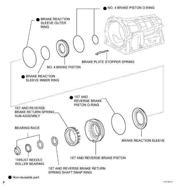 Automatic transmission unit toyota sequoia 2006 repair Courtesy motor sales inc