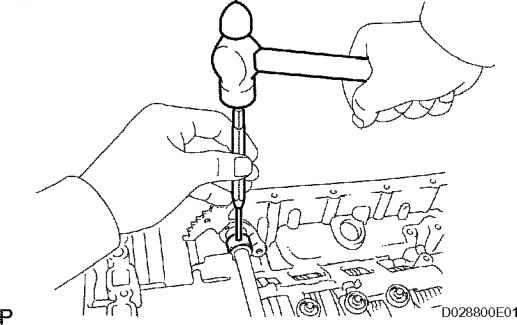 Install manual valve lever subassembly toyota sequoia Courtesy motor sales inc