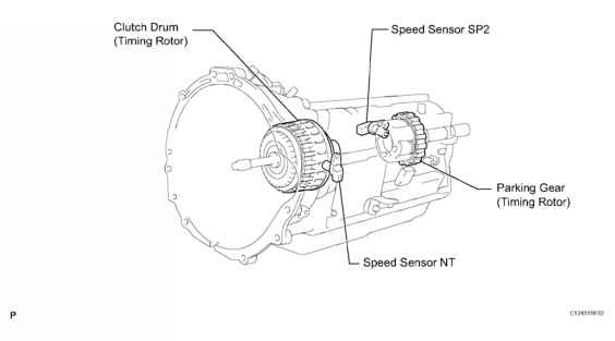 ok replace transmission wire dtc p input speed sensor
