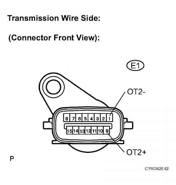 transaxle wire harness   22 wiring diagram images