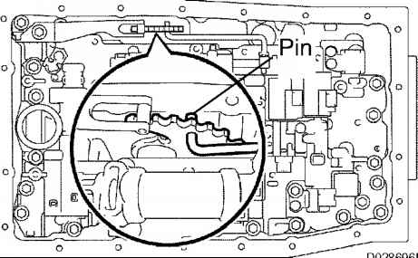 Disconnect transmission wire toyota sequoia 2006 repair Courtesy motor sales inc