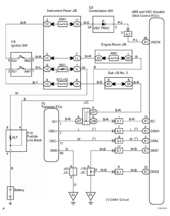 Obd Ii Wire Diagram