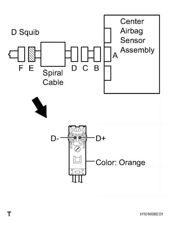 B0106 Open Squib Circuit
