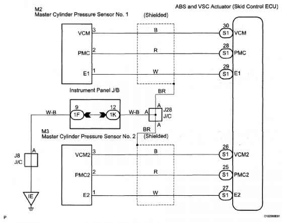 Ecu master wiring diagram wiring diagrams schematics replace four wheel drive control ecu dtc c malfunction in rh toyotaguru us at 75 malfunction cheapraybanclubmaster Images