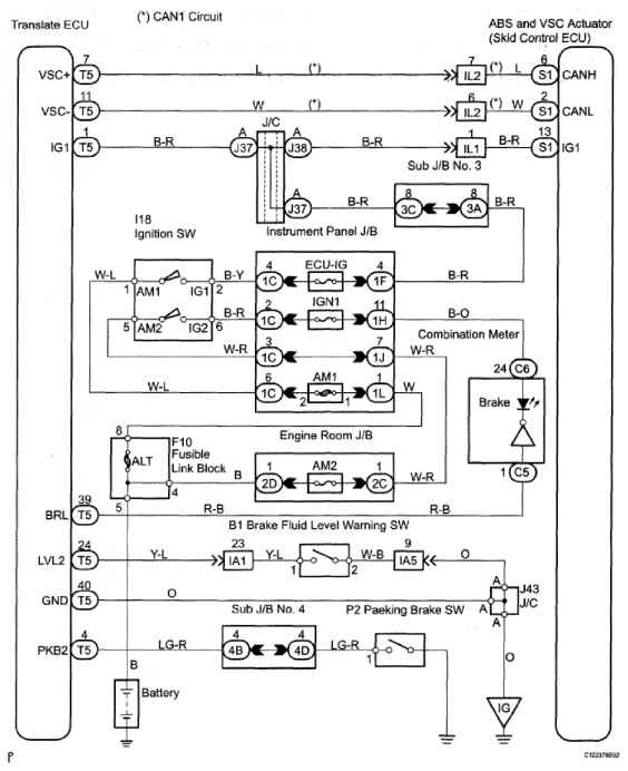 1867_1478_437 toyota hilux ecu wiring diagram ok vsc trac warning light operates toyota sequoia 2007 repair toyota highlander ecu wiring diagram at sewacar.co