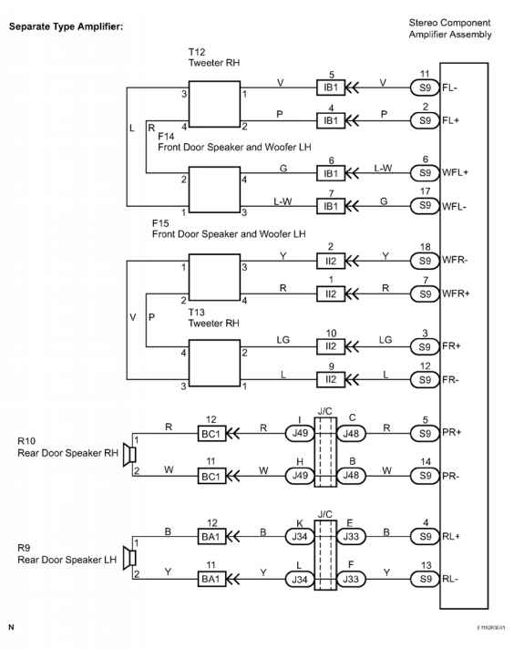 Diagram 2002 Toyota Sequoia Wiring Diagram Full Version Hd Quality Wiring Diagram Sitewiring Media90 It