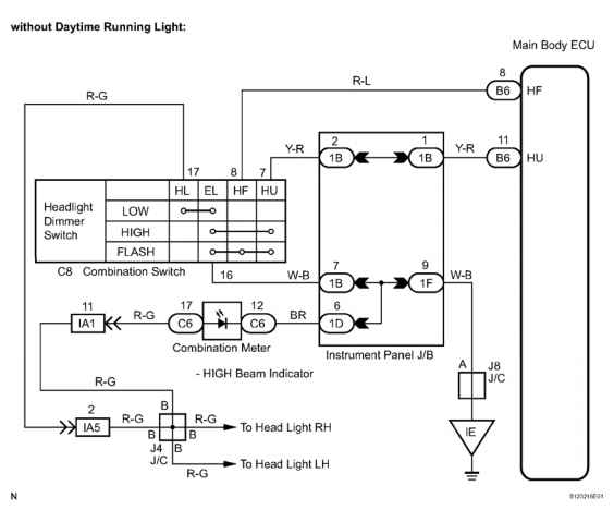 2006 Sequoia Headlight Wiring Connector Diagram