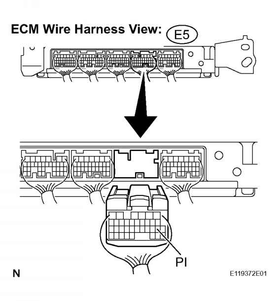 Attractive Toyota Echo Wiring Diagram Ecm Model - Everything You ...