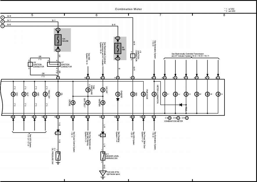 Wiring Diagram For 1993 Toyota Carina