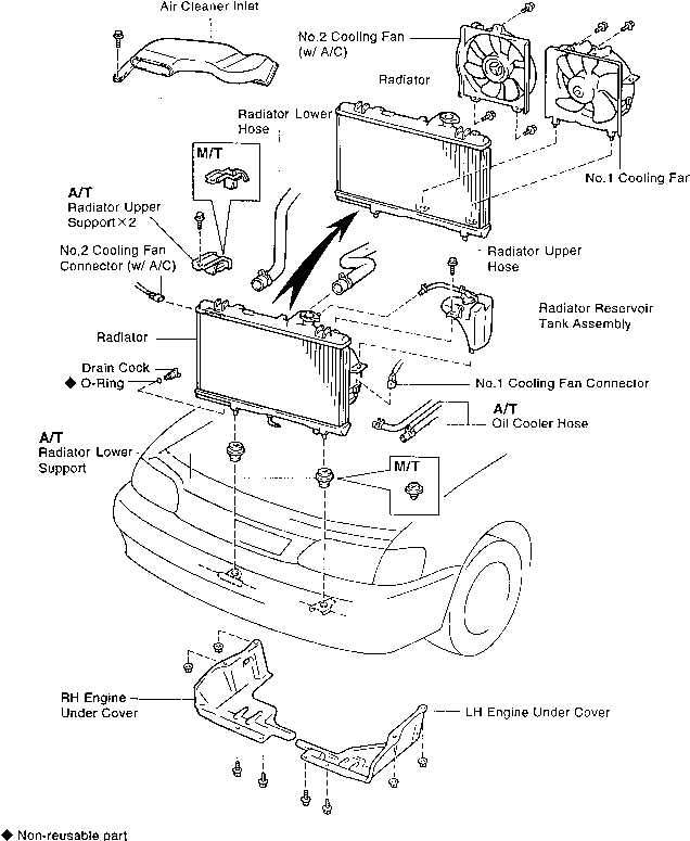 1996 pontiac grand am heater core diagram html