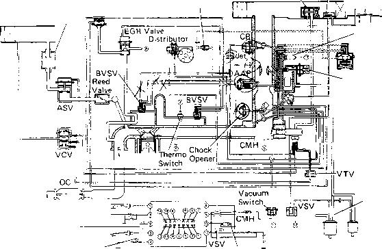 egr vacuum modulator valve diagram