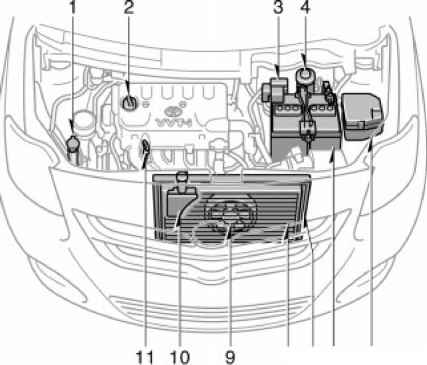 2008 toyota prius engine diagram