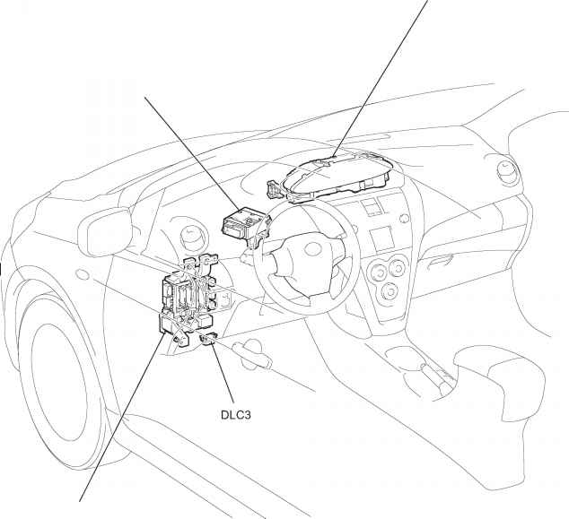 Parts Location - Toyota Yaris Manual - Toyota Service Blog