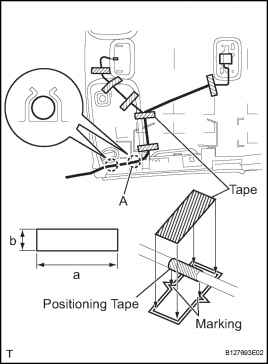 wiring tape new viddyup 3 Wire Dryer Diagram do not touch the adhesive surface when applying the tape for wiring tape