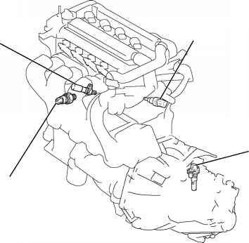Engine Coolant Temperature Sensor Location