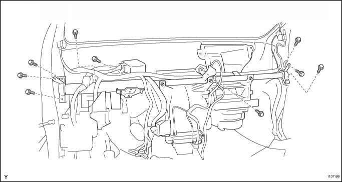 2011 toyota prius radiator diagram html