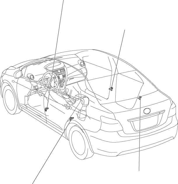 Toyota Yaris 2012 Electrical Wiring Diagram