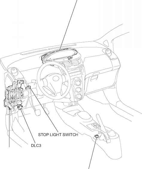 Skid Control Ecu With Actuator Toyota Yaris